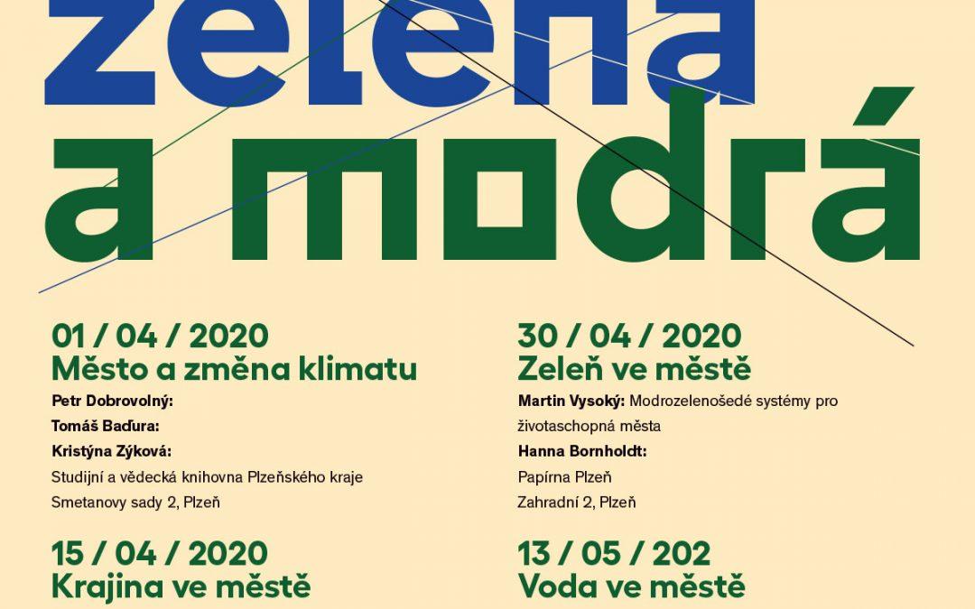 Projekt: Přednáškové cykly Pěstuj prostor 2020