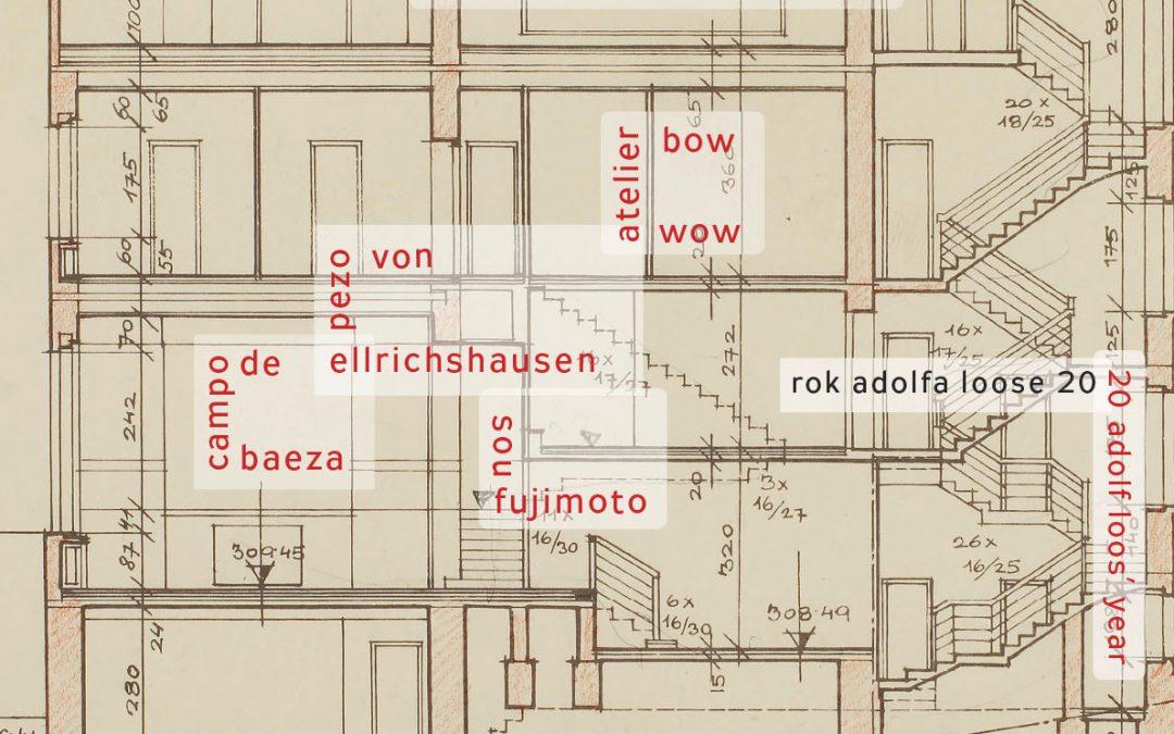 Raumplan a současná architektura
